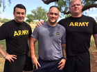 Man loses 230 lbs to join the U.S. Army