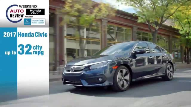 Weekend Auto Review- 2017 Honda Civic