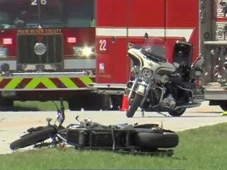 Motorcyclist, 67, killed in Loxahatchee crash