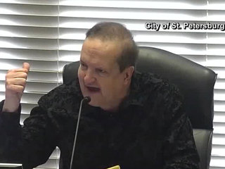 Florida mayoral candidate goes on racist rant