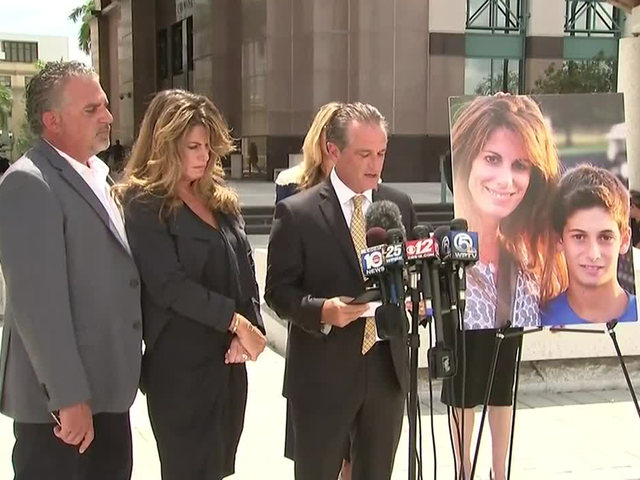Parents file wrongful-death lawsuit in 2015 disappearance of teens at sea