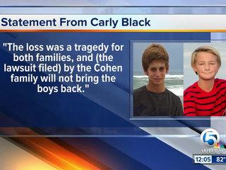 Parents of Austin Stephanos deny negligence