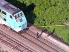 2 people struck by Tri-Rail in Delray Beach