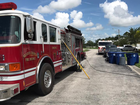 1 person hurt in St. Lucie Co. house fire