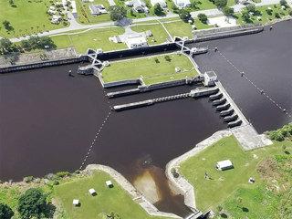 Corps to discharge water west of Lake Okeechobee
