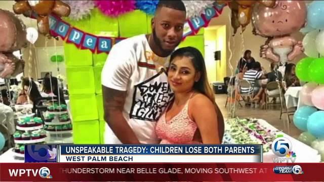 Unspeakable tragedy- Children lose both parents in West Palm Beach- Florida