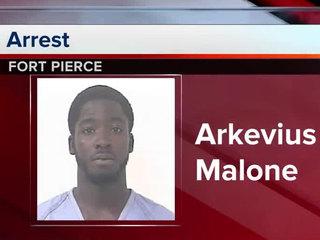 Suspect, 20, arrested in Fort Pierce homicide