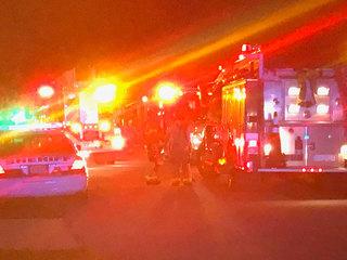Crews extinguish RV fire in West Boca Raton