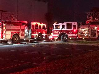 11 boats damaged in Taylor Creek Marina fire