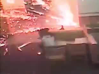 Exploding firework thrown in So. Fla. Wendy's