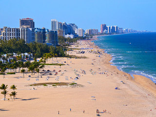 Miami residents moving to Fort Lauderdale