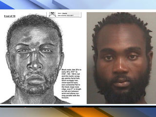Suspect arrested after PBSO deputy attacked