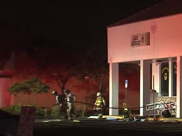 Faulty Electrical Wiring Causes Lake Park Laundromat Fire