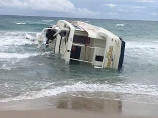 Overturned boat captain wants evidence dismissed