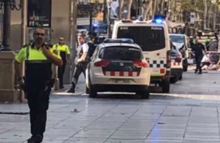 South Florida family recalls chaos in Barcelona