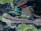 Tropical Storm Harvey forms