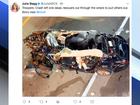 2 die when car stolen from Gardens crashes