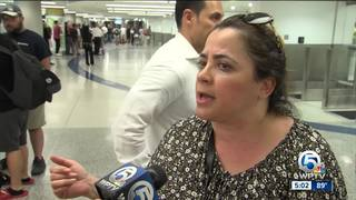 South Florida family witnesses terrorist attack
