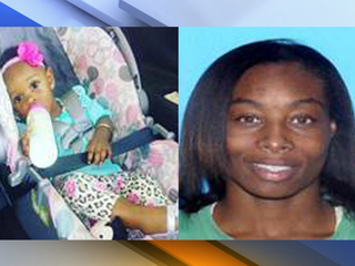 1-year-old girl reported missing from Lauderhill