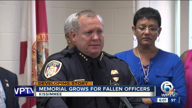 2nd officer shot in Kissimmee dies from his injuries