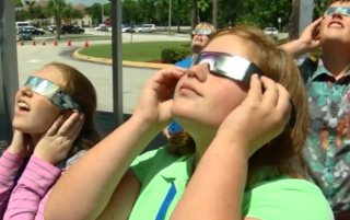 Solar eclipse is learning opportunity for kids