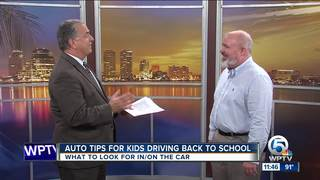 Top 5 auto tips for kids driving back to school