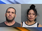 Parents arrested after alleged grow house bust