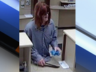 Police, FBI looking for wig-wearing bank robber