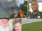 Florida couple saved from burning car by deputy