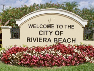 Riviera Beach city manager fired