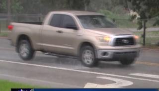 Heavy rains soak parts of Palm Beach County