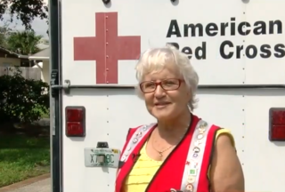 Local Red Cross prepping for Hurricane Harvey