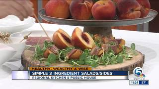 Fresh salad recipes from Regional Kitchen