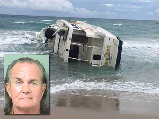 Grounded yacht captain reaches plea deal, no BUI