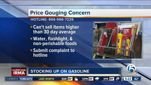 Hurricane Irma: Customers Complain Over High Amazon Water Prices
