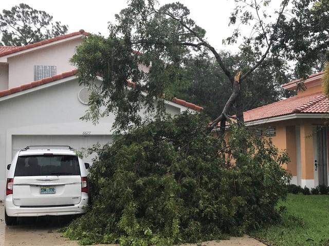 Hurricane Jose weakens into Category 1 storm