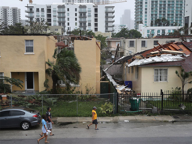 Ravaged French Caribbean islands brace for new hurricane