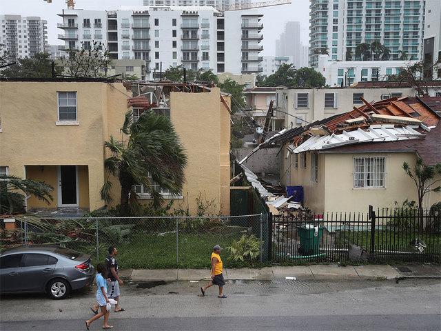 "Hurricane Irma Relief Drive"""