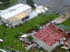 Drone video shows Irma's devastation in Naples