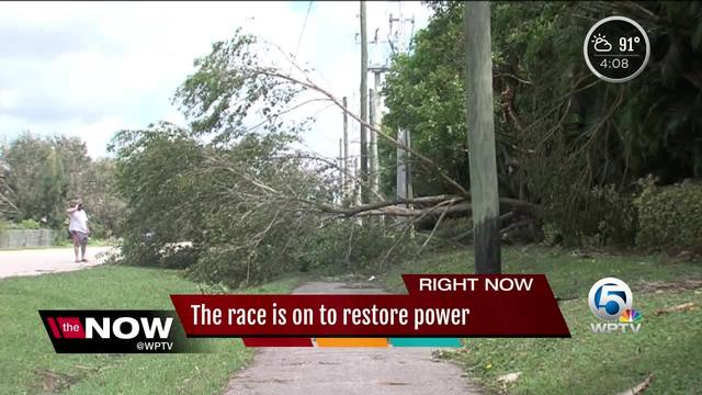 FPL Expects Power Back on by End of Weekend in South Florida