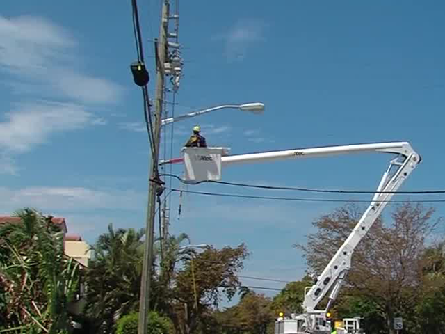 17 percent of Manatee County waiting for power after Irma