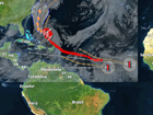 2 disturbances could become tropical depressions