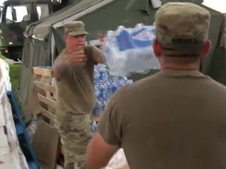 Okeechobee County leaders lend a helping hand