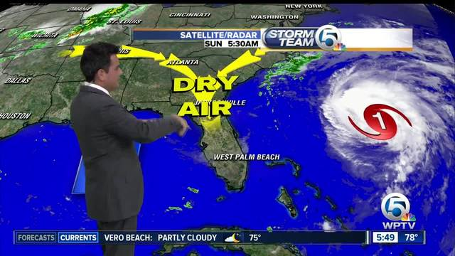 Three Storms in the Atlantic Threaten the US East Coast