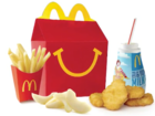 Happy Meals change coming in November
