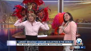 Wick Costume Museum showcases Broadway costumes