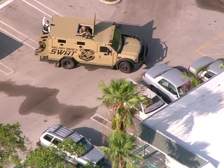 Standoff ends peacefully in Delray Beach