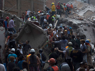 Mexico suffers deadliest earthquake in decades