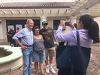 Sen. Nelson meets displaced families in SLC