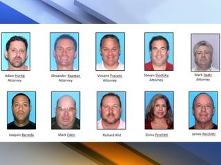 10 arrested in Florida patient-brokering scheme